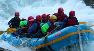 Trisuli River Rafting