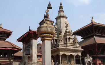 Bhaktapur, Changu & Nagarkot